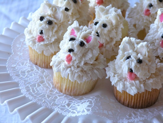 Cupcake Faces Face Carrot Cupcakes