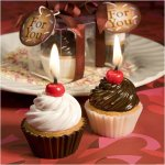 cupcake candle favorites, cupcake candles, cupcakes, dessert, decoration
