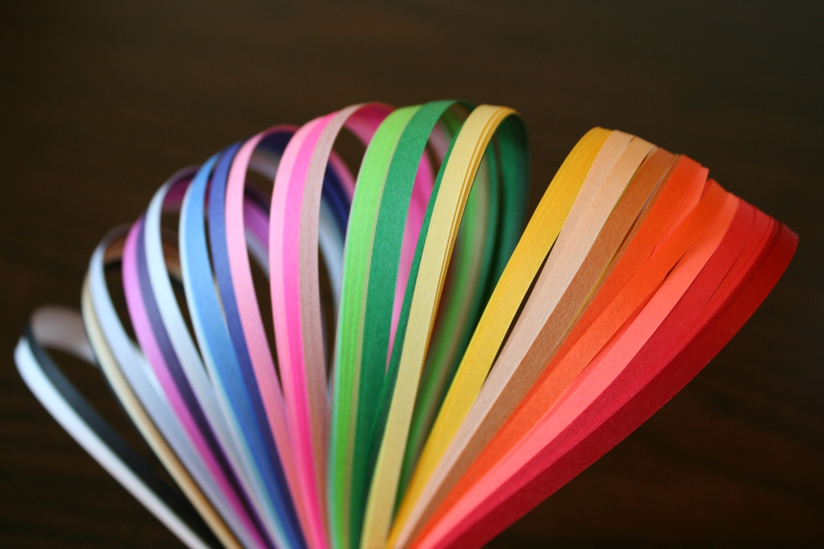 5mm Quilling Strips